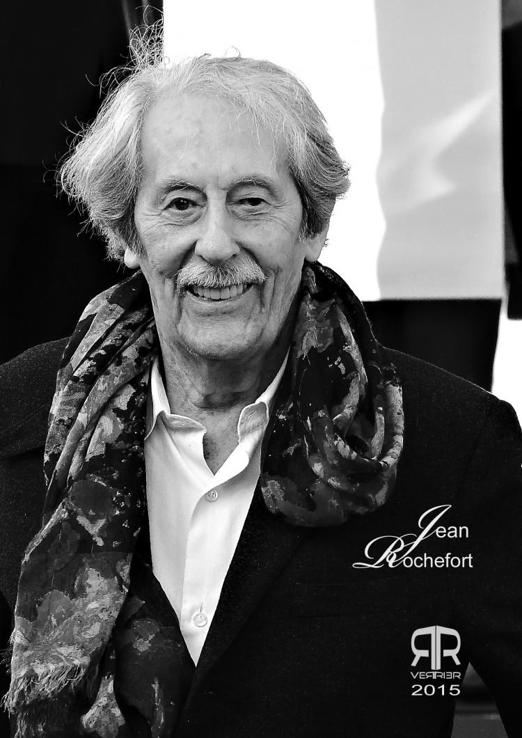 Jean Rochefort par Studio VERRIER